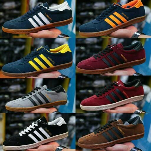 Foto Produk Sepatu Adidas Hamburg dari Gudang Sepatu 99