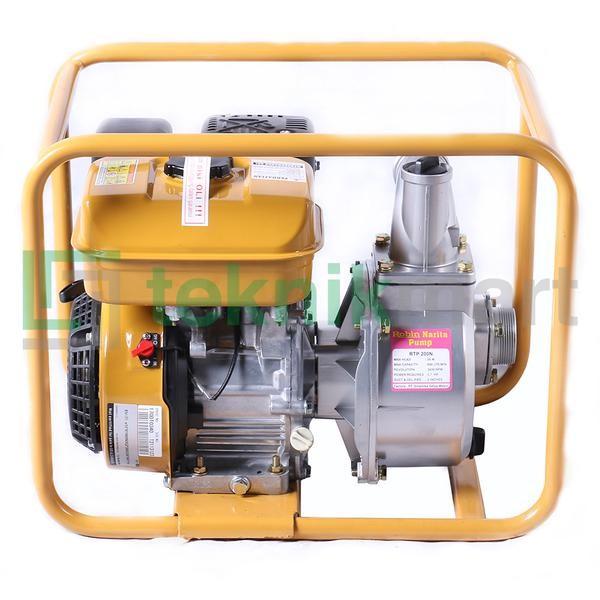 Jual Pompa Air Irigasi / Water Pump Bensin Robin Rtp200n ...