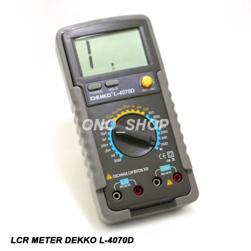 harga Lcr meter dekko l-4070d Tokopedia.com