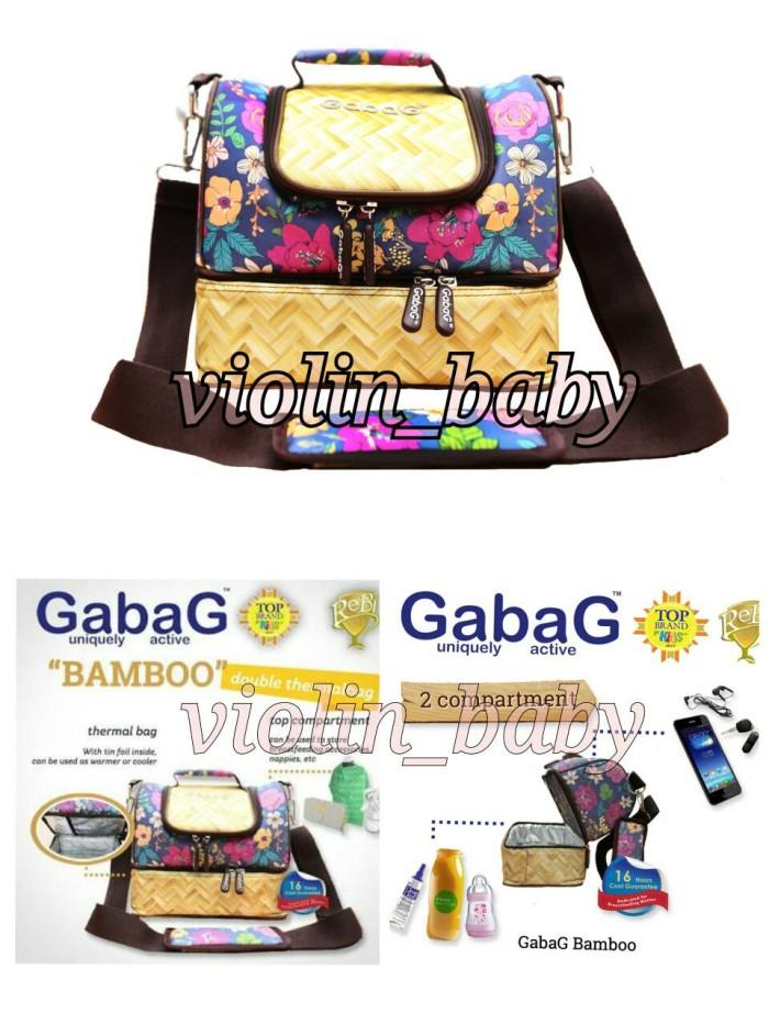 Gabag bamboo/tas asi gabag/gabag cooler bag