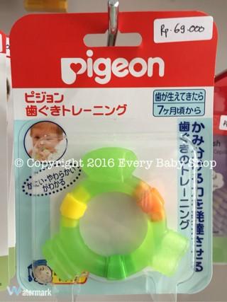 PIGEON Teether Step 2 Gigitan Bayi made in Japan
