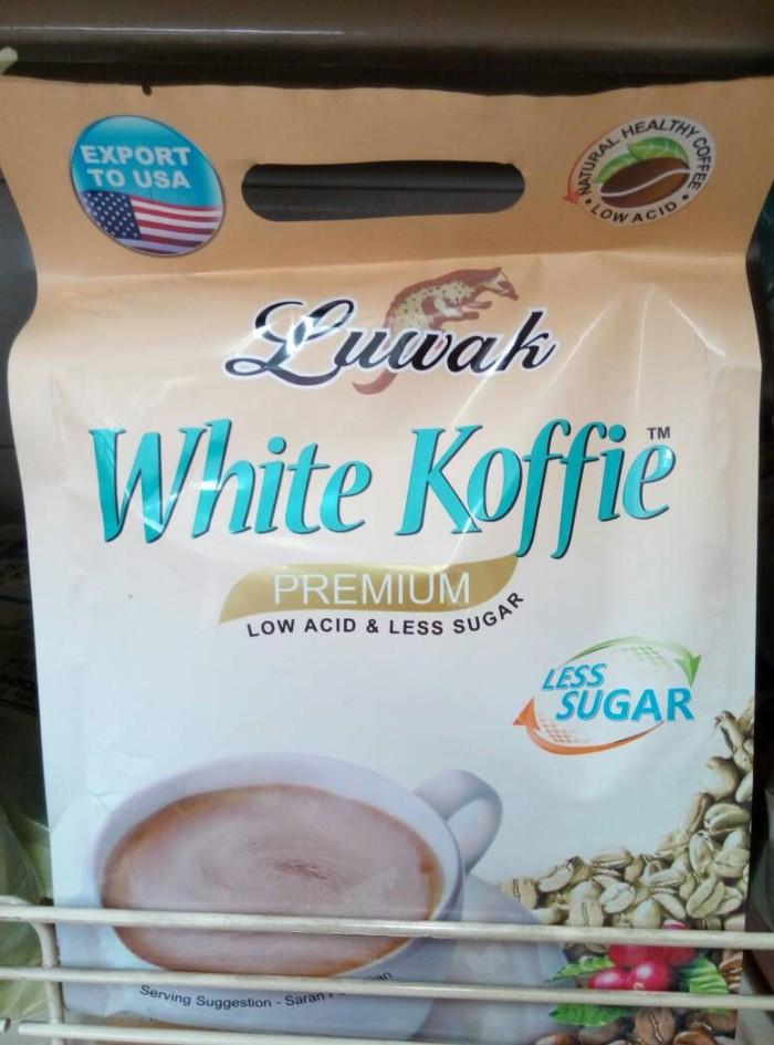Jual Luwak White Coffee Less Sugar - Jakarta Selatan ...