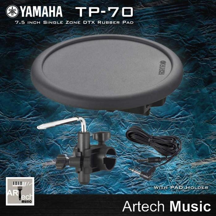 harga Drum pad yamaha dtx tp 70 + clamp holder/ tp70 Tokopedia.com