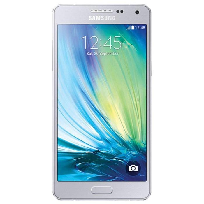 harga Samsung galaxy a5 ( sm - a500f ) - silver - 4g lte - grs resmi samsung Tokopedia.com