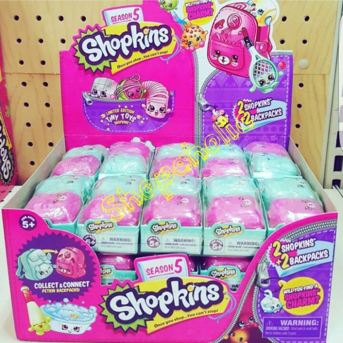 Jual Shopkins season 5 ORIginal blind basket bag - shopaholic82 ... e7b56be205