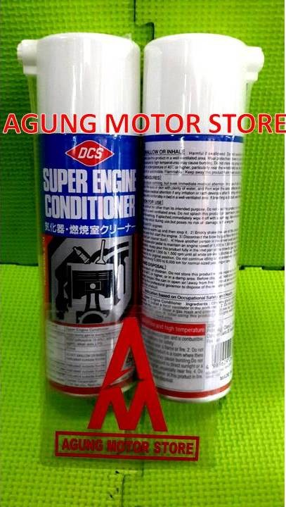 harga Dcs super engine conditioner (foam) (203ml) Tokopedia.com