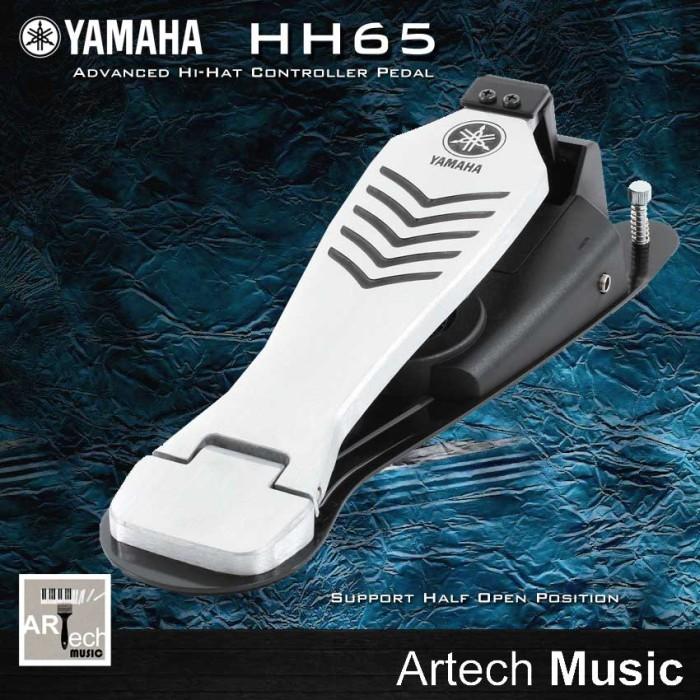 Jual Yamaha Hi Hat DTX HH65 / HH 65 HiHat Controller Pedal Drum Elektrik -  Kota Bekasi - ArtTech | Tokopedia