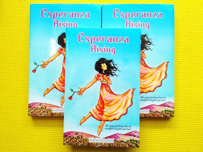 harga Esperanza rising (pam munoz ryan) Tokopedia.com