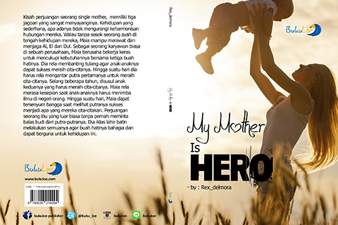 Novel My Mother is Hero