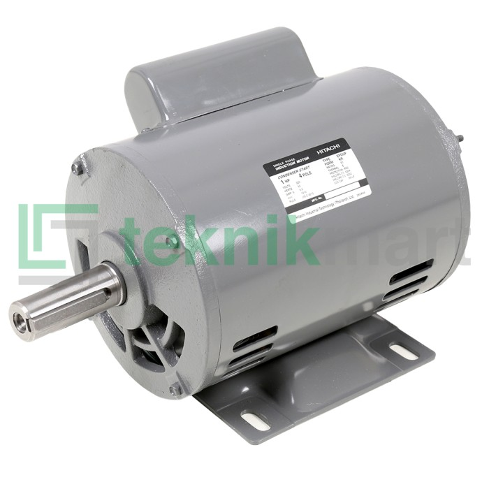 harga Dinamo motor / electro motor hitachi 1hp 4pole (750 watt) Tokopedia.com
