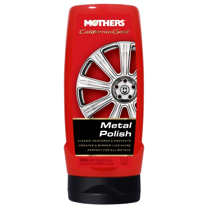 Foto Produk Mothers Metal Polish 12oz (Pemoles besi non Chrome) dari HyperRacing