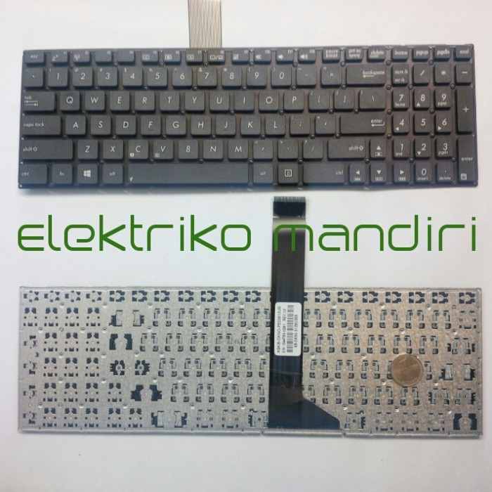 harga Keyboard asus x550 x550c x501 x501a x552 x552e hitam/ 0kn0-5128us0a Tokopedia.com
