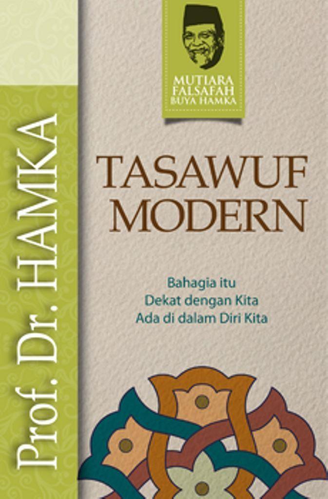 harga Prof. dr. hamka - tasawuf modern Tokopedia.com