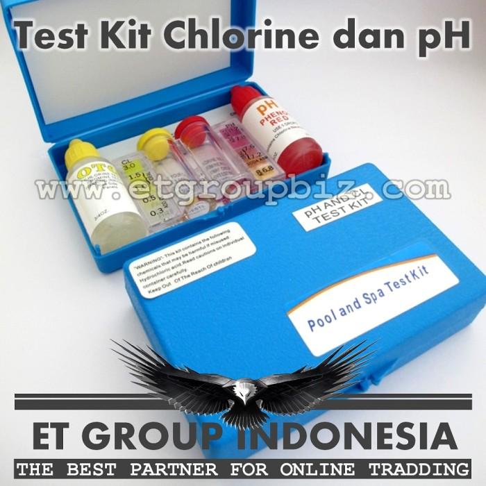 Foto Produk Test Kit Klorin dan pH merk YUHO dari Sooper Shop