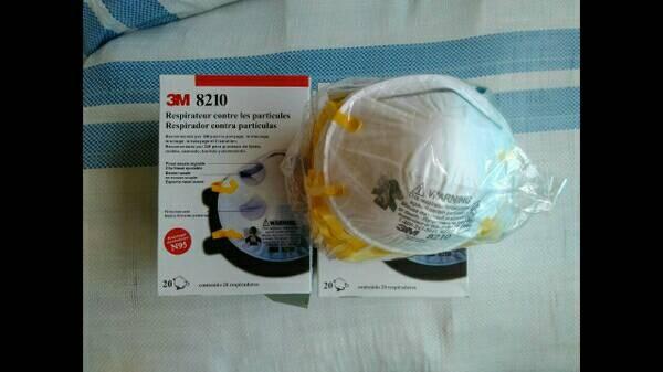 harga Masker 3m 8210 n95 / dust mask 3m 8210 n95 Tokopedia.com