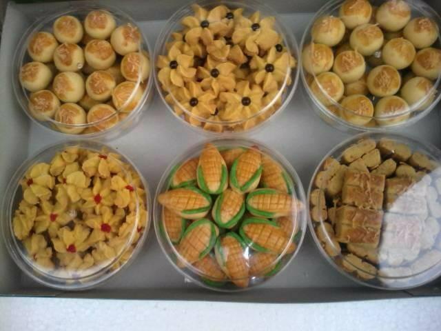 Jual Paket Kue Kering Lebaran Homemade Kab Semarang
