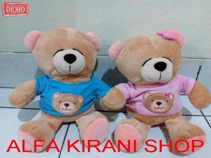 harga Boneka couple boys & girls bear forever friends pasangan beruang lucu Tokopedia.com