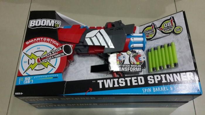 harga Boomco twisted spinner blaster Tokopedia.com