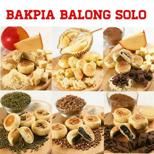 Image result for bakpia balong solo