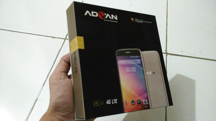 Jual ADVAN I5 4G
