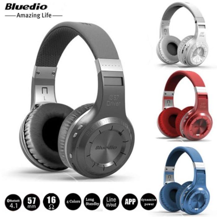 harga Headset bluetooth + microphone turbine wireless headphone Tokopedia.com