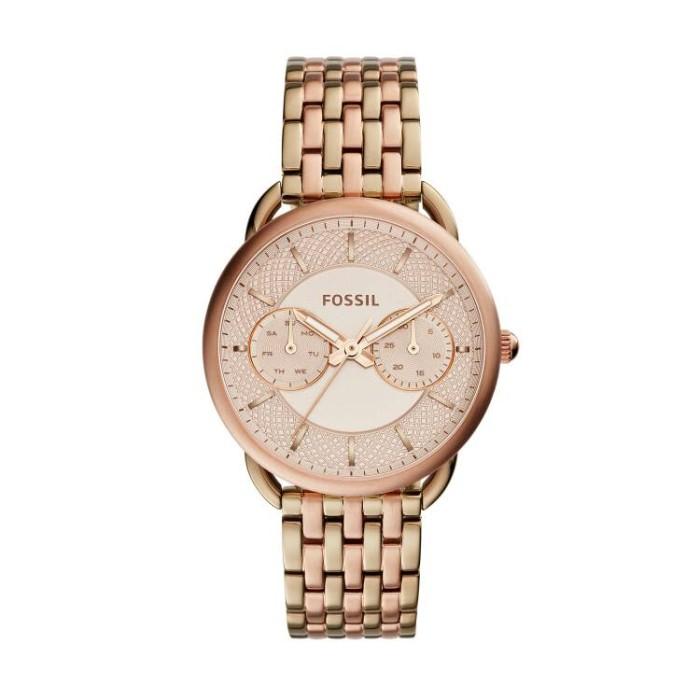 Jam tangan fossil es-3955 tailor multifunction