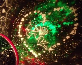 ... harga Lampu tidur proyektor star master cupid angel love Tokopedia.com