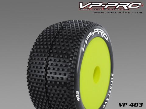 harga Rc ban/tyre/tire vp pro striker evo 1/10 offroad buggy rear (2pcs) Tokopedia.com