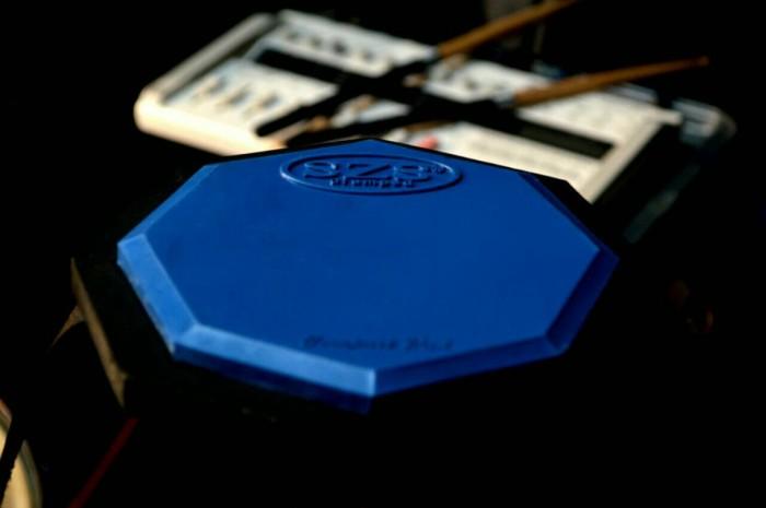 harga Szs drum pad compact 6 inch blue with strap+ bonus vcd Tokopedia.com