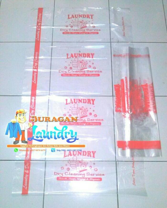 Jual Plastik Laundry Dry Cleaning Sablon Motif 60 X 100 Kota Tangerang Juragan Laundry Tokopedia