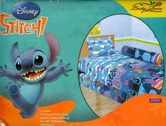harga Sprei lady rose 2in1 stitch disperse sorong duo 120 120x200 Tokopedia.com