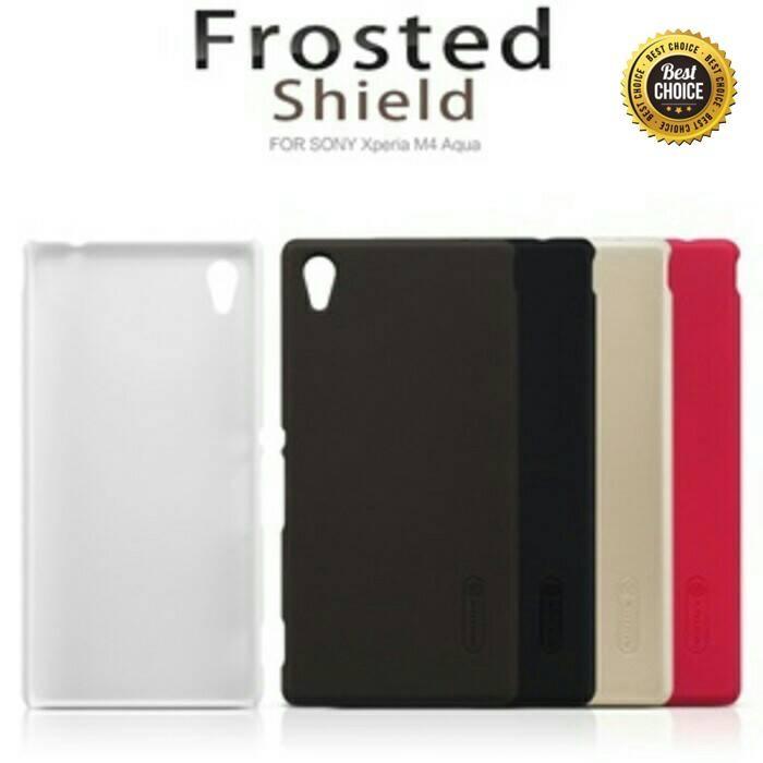 harga Sony xperia m4 nillkin frosted shield hardcase case cover Tokopedia.com