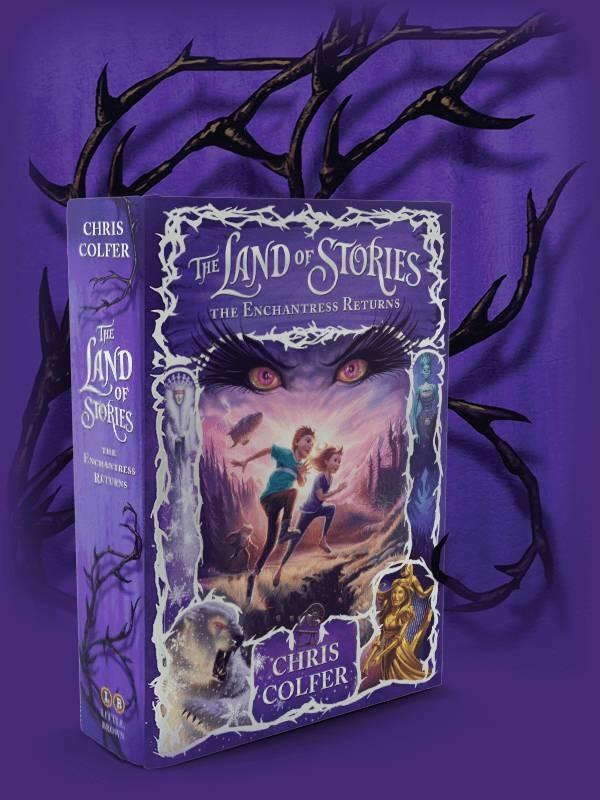 harga The land of stories #2 : the enchantress returns [english][pb] Tokopedia.com