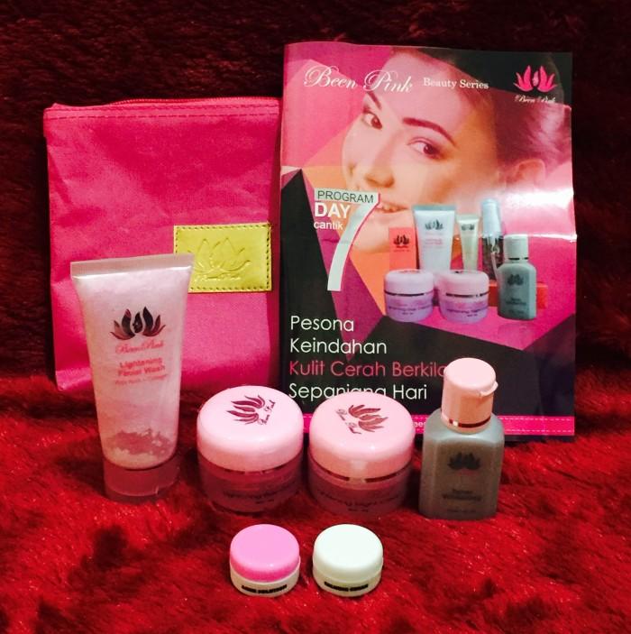 Been Pink Acne - BeenPink Paket Jerawat