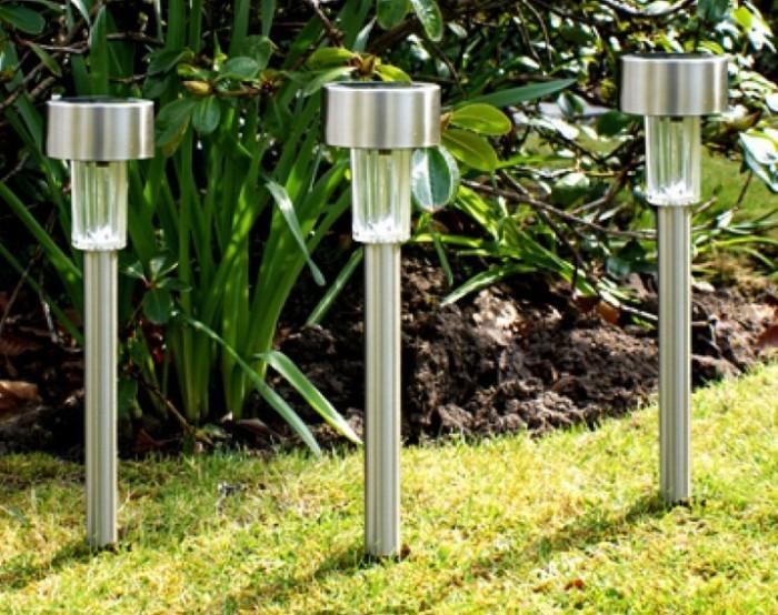 Jual Lampu Taman Tenaga Matahari Jakarta Pusat Wrx Ltd Tokopedia