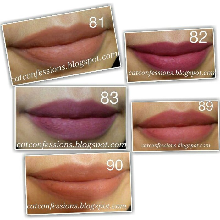 Purbasari Lipstick Color Matte No 82 Daftar Harga Terlengkap Indonesia