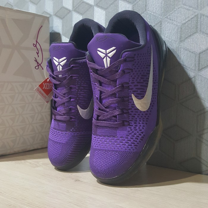 buy popular 31a9c eb6af ... jual Sepatu basket Nike Kobe 9 Elite Flyknit Moonwalk - Michael Jackson  ...