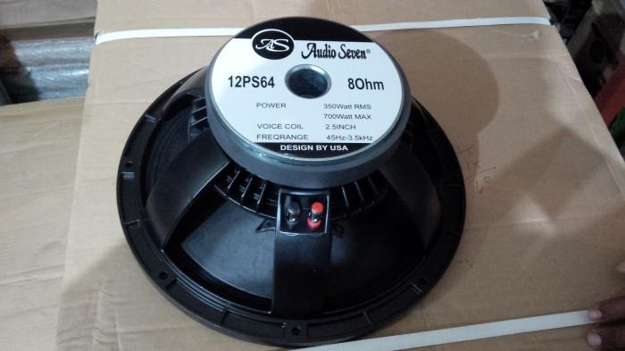 harga Speaker line array audioseven 12ps64 (high quality bnc model) Tokopedia.com