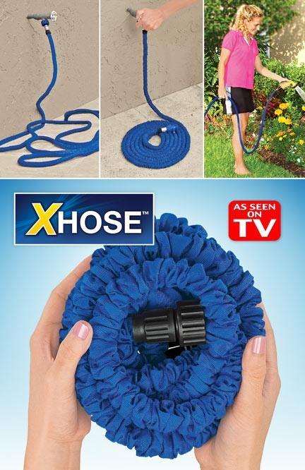 harga Xhose / selang air elastis 7.5m / selang taman / selang air flexible Tokopedia.com