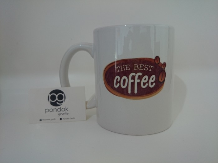 The Mug Coffee >> Jual Gelas Mug Coffee Kota Denpasar Pondok Grafis Tokopedia
