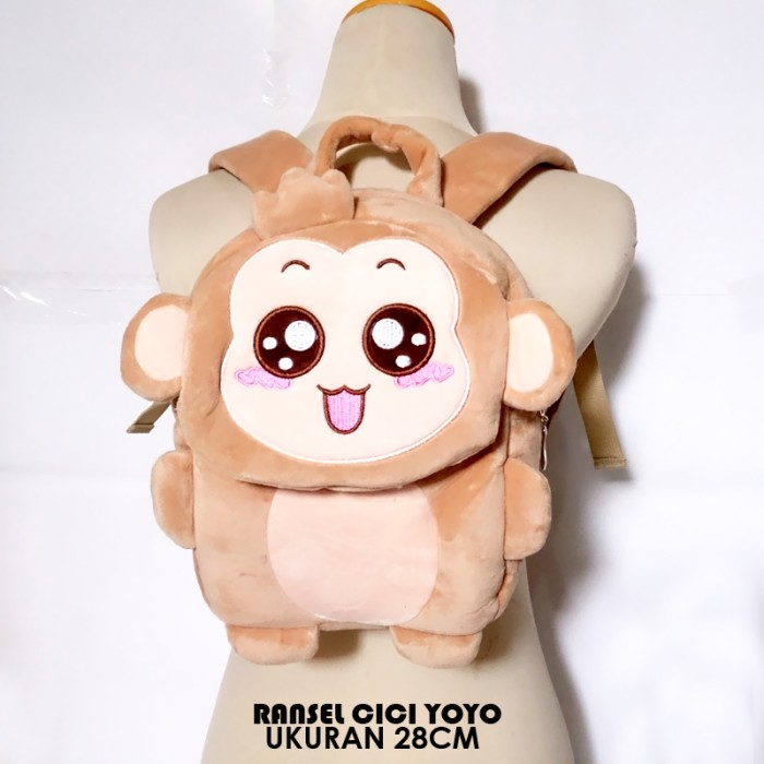 harga Tas ransel anak boneka cici yoyo impor 28cm Tokopedia.com