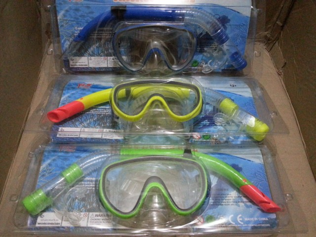 harga Kacamata snorkling / diving tempered glass yajie Tokopedia.com