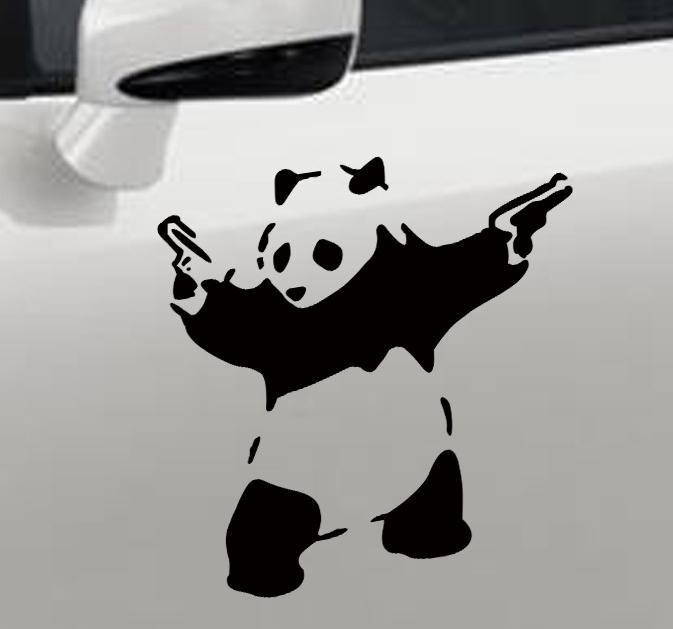 91+ Foto Gambar Panda Pegang Senjata Terlihat Cantik