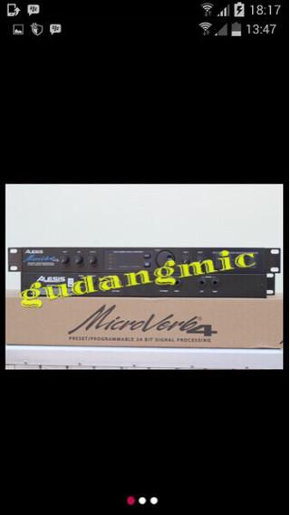 harga Effect Vocal Alesis Microverb 4 Tokopedia.com