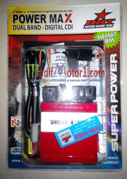 harga Cdi racing brt jupiter mx old-new powermax dualband Tokopedia.com