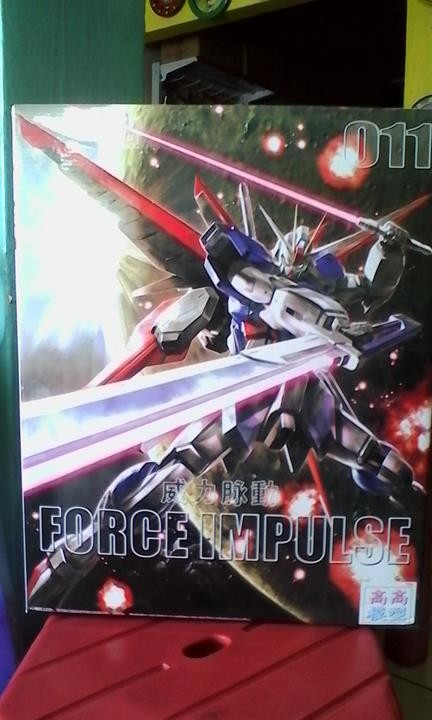 harga Gundam hongli mg 1/100 force impulse Tokopedia.com