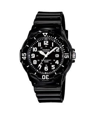 Foto Produk CASIO LRW-200H-1BV Sports Diver Look Rubber ORIGINAL dari GMT watch co.