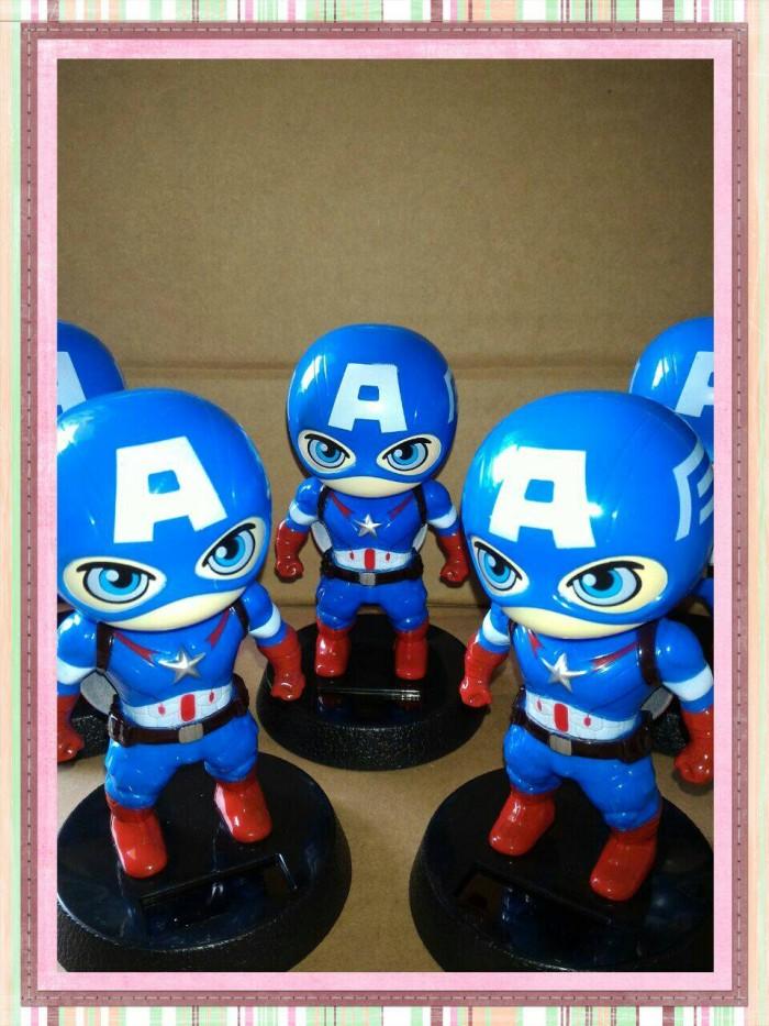Swing Solar Doll Doraemon Captain America Ssd Fdca01s Updated Source · Captain america solar