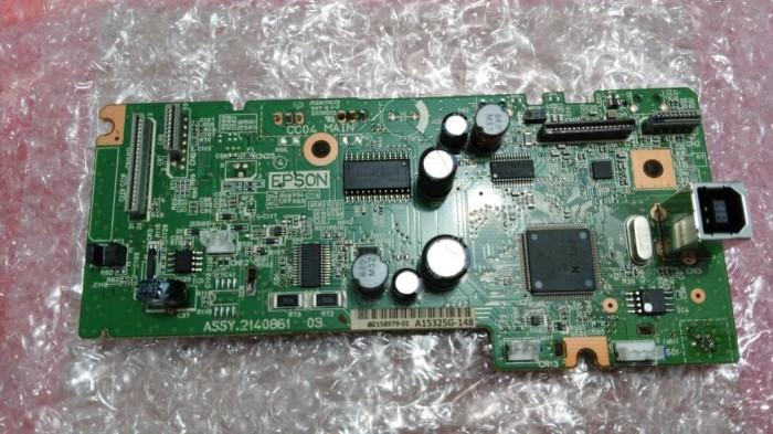harga Mainboard Epson L210 / Board Printer L210 New Original Murah Tokopedia.com