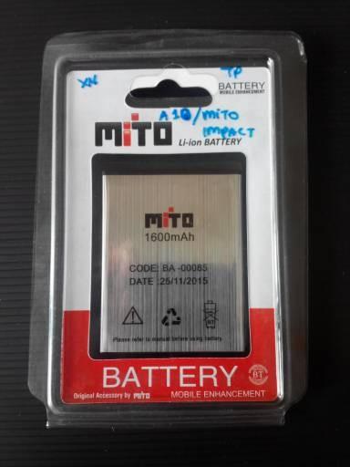 Info Baterai Original Mito A10 Travelbon.com